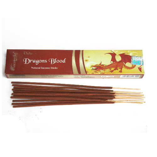 Vedic - Incense Sticks - Dragons Blood