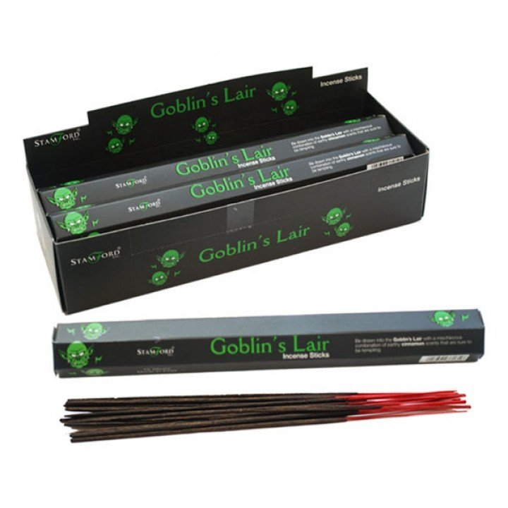Goblins Lair incense stick