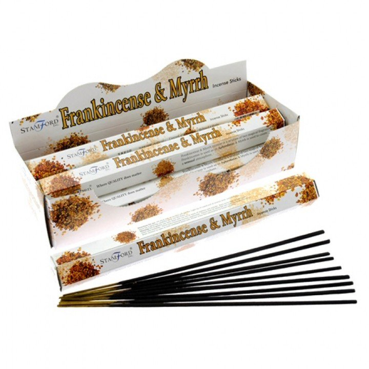 Frankinscence & Myrrh Incense sticks