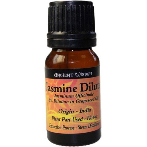 Jasmine Dilute Essential Oil 10ml