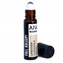Fall Asleep essential oil roll on.