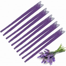 One pair of Lavendar Ear Candles