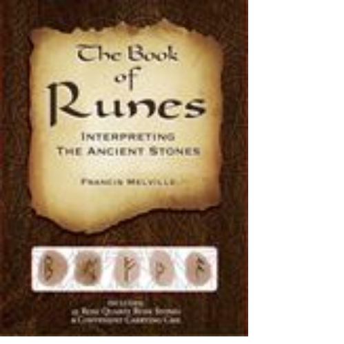 Book of Runes Kit