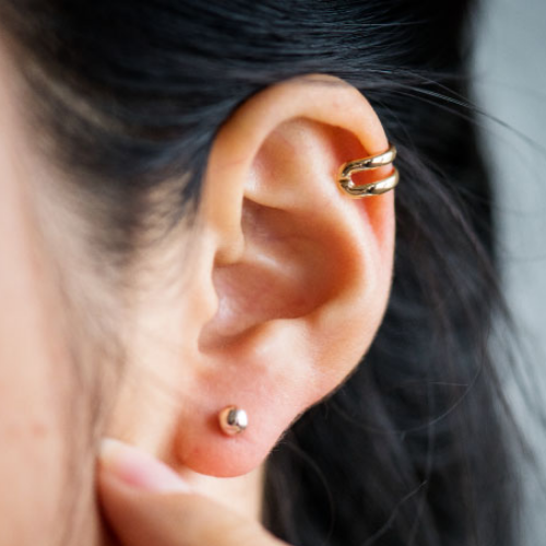 Ear Lobe Piercing