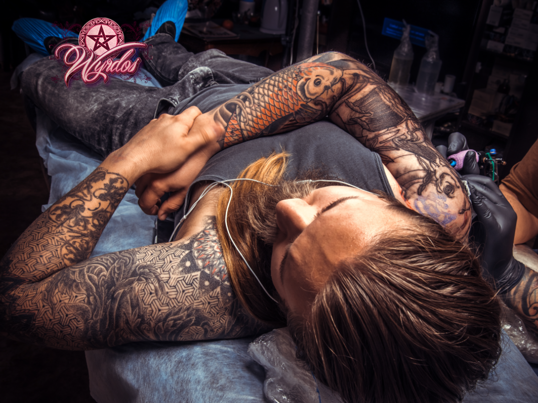 Top Aftercare TIps For Your Tattoos